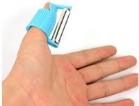Нож для снятия цедры, кожуры Can open orange peel the fruit knife adjustable multi-function a dab hand fruit peeler 0069