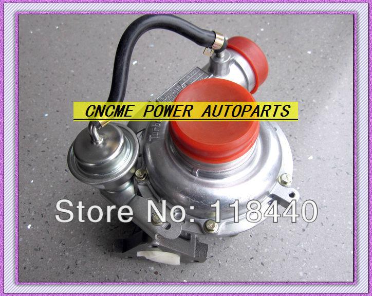 RHF5 8971371093 8973125140 Turbocharger ISUZU Trooper HOLDEN Jackaroo OPEL Monterey 4JX1T 4JX1TC 3.0L 157HP NEW (5)
