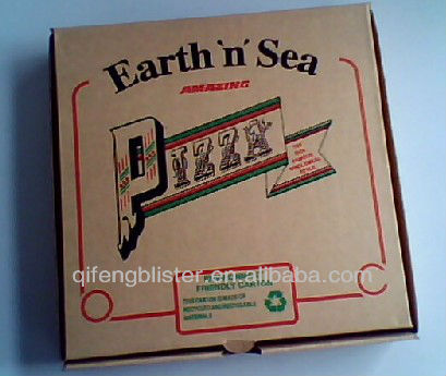 Flexo /offset printing pizza box manufacturer/cheap pizza box wholesale