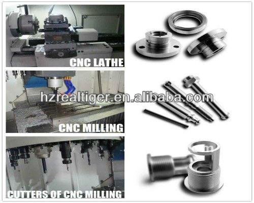 high precision cnc machining compressor Spare parts