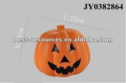 Plastic pumpkin plastic halloween pumpkin plastic craft pumpkins decorative
