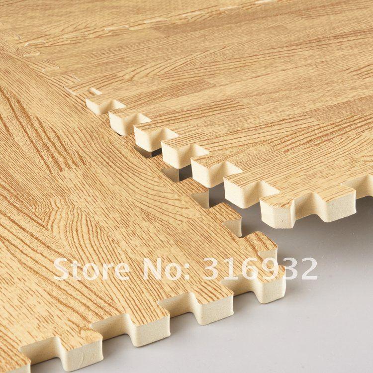 WM018 Baby Floor Mat Children 39 S Environmental Tasteless Eva Foam Wood