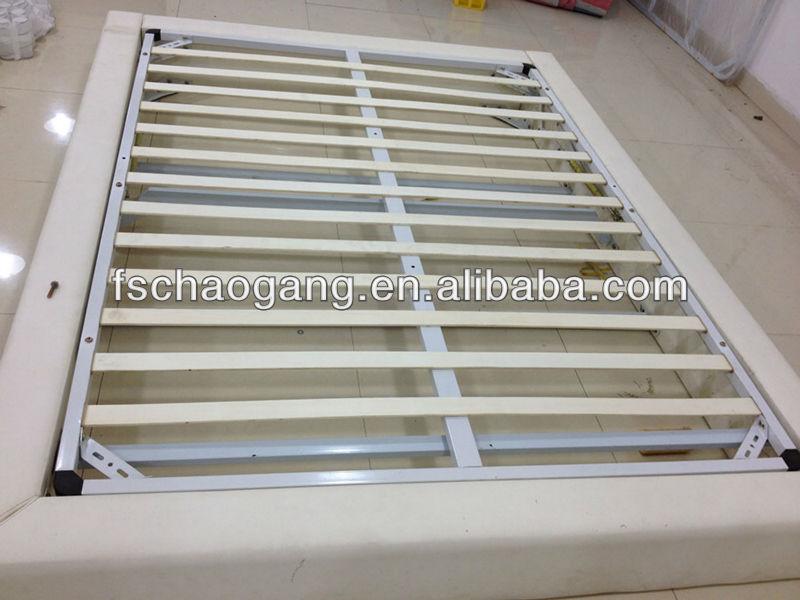 Lattes de bois cadre de lit cadre des meubles id de - Cadre a latte demontable ...