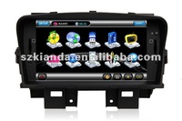Автомобильный DVD плеер Kianda 3G Win CE 6.0 Chevrolet Cruze DVD/gps Bluetooth USB SD DVD IPD