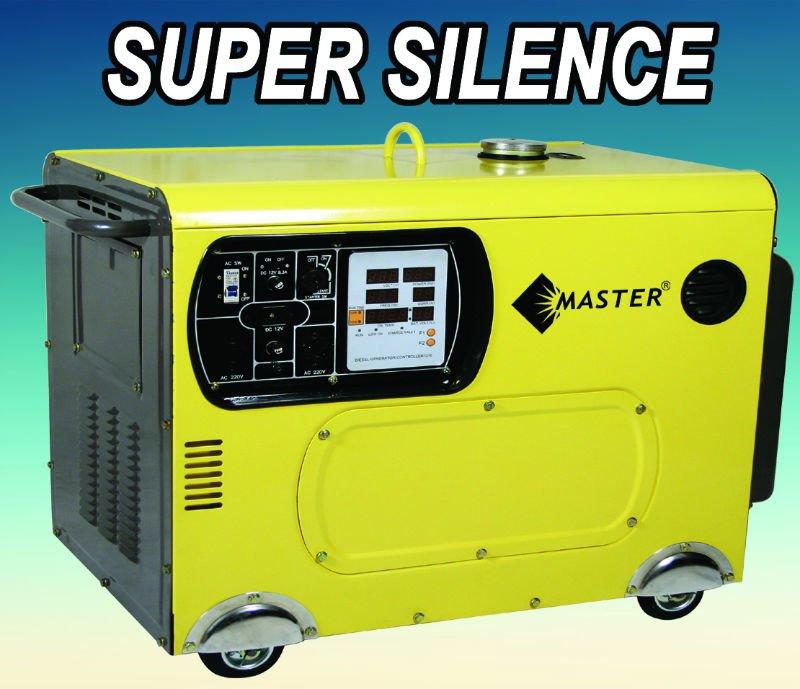 5.2kva diesel generator