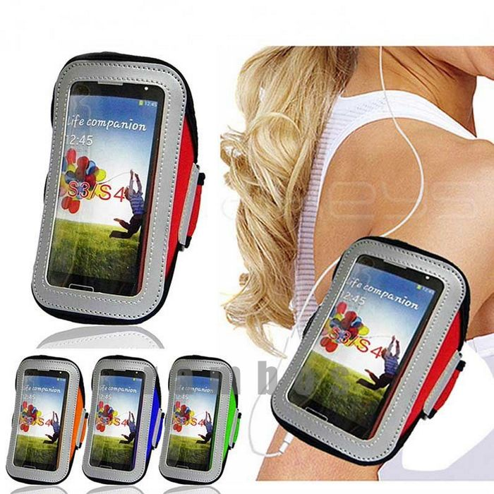 Sport Armband Case Armbands Phone Bag for Samsung Galaxy S3 S4
