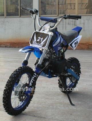 125cc Dirt bike with kick start has passed CE