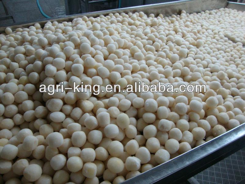 frozen food taro ball