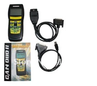 U581 CAN OBDII/EOBDII reader(update by internet) for Code Scanner with Free Shipping Cost