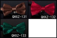 2012  have solid cotton slik bow ties fastion new  mens designer bow tie  for  women 200pcs/lot , fine workmanship ,top quality