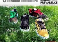 Популярные всплеск рот обезьяны обувь мужчины и женщины обувь корейской версии тенденции обувь скейтборд спортивная обувь