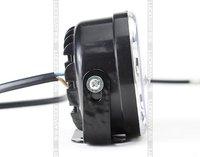 2 x 9 LED Round Fog light lamp kit for car Waterproof Auto LED DRL Daytime running light ,Free shipping