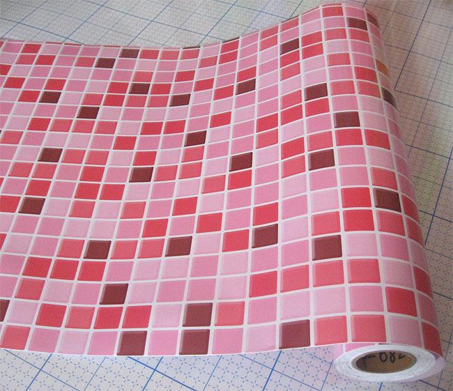 Selbstklebende Tapete Entfernen : Mosaic Self Adhesive Wall Sticker