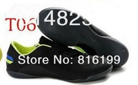 Popular Indoor Soccer Shoes Wholesale,Football Cleats boots A+++ Quality 16Colors Mix Order Free Shipping size:39-45!
