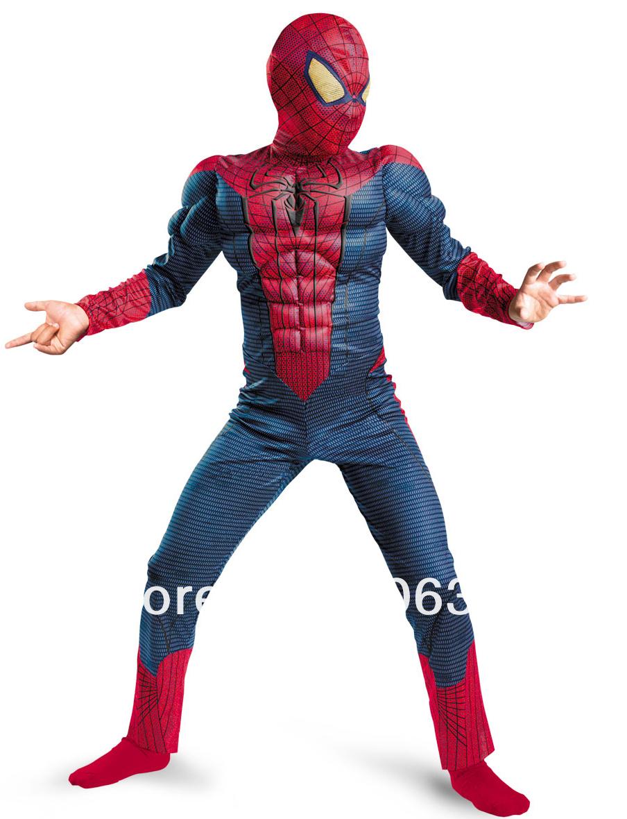 Человек паук костюм на новый год своими
