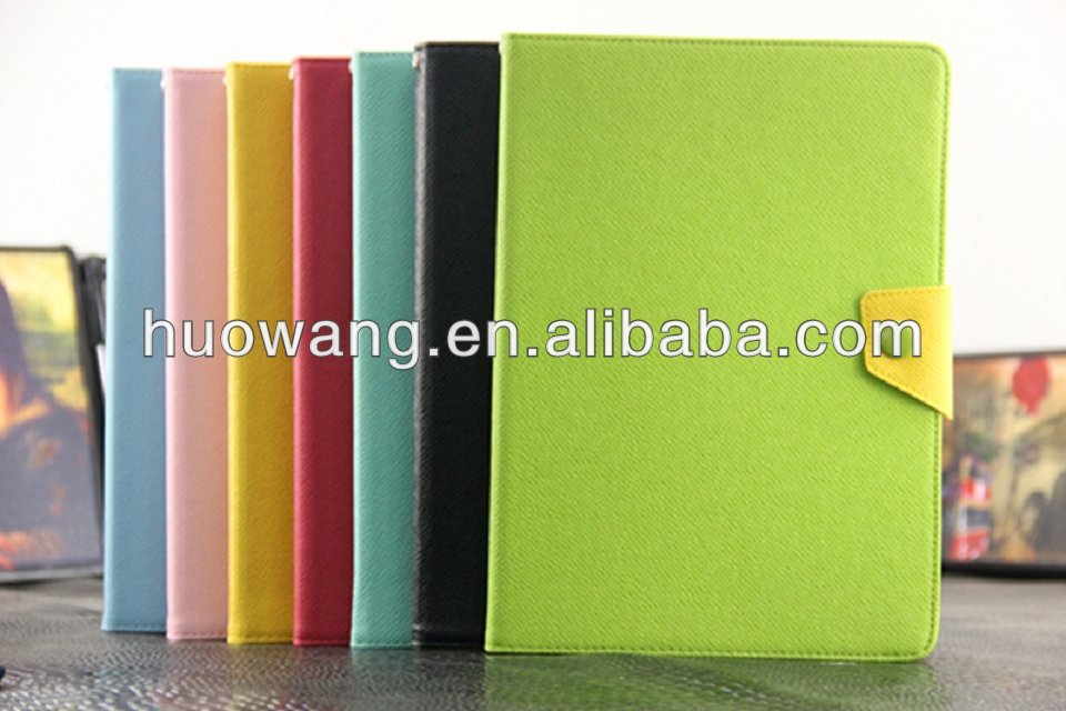 soft tpu protect leather unbreakable case for ipad air
