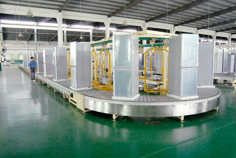 Double door Solar Refrigerator 178L