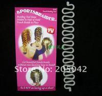 Аксессуары для придания объема и начеса волосам 10pcs/lot Sportsbraider Braiders TV