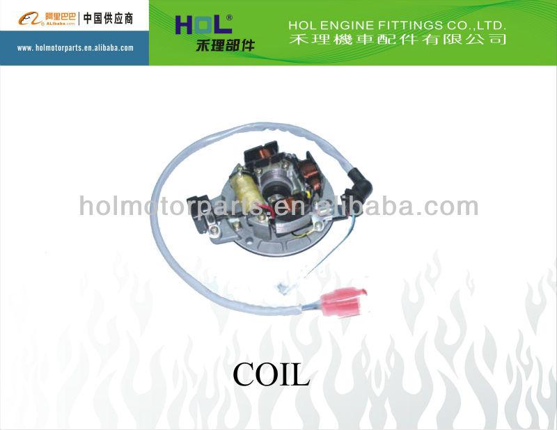Bajaj Boxer motorcycle magneto coil