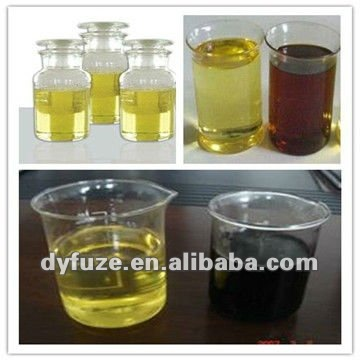 activated clay for waste oil refining with high decoloration power