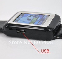 "Мобильный телефон Aoke 09 AK09 Watch Mobile Phone With Bluetooth + FM + 1.5"" full touch screen 1.3 MP Camera"