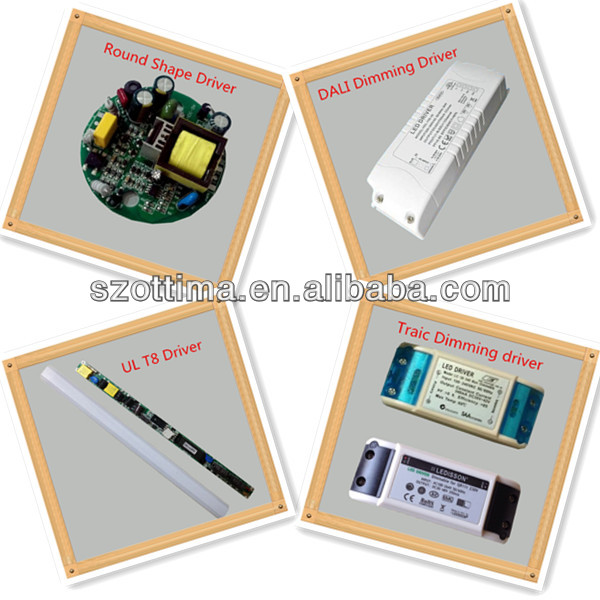 ShenZhen high quality smd led strip power supply CE IP67 24v 150w waterproof dimmable led driver