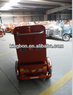 48V 500W three wheel cargo /lpassenger electric tricycle