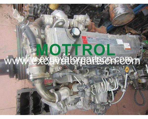 J08E SK350-8 ENGINE ASSY