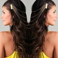 Ювелирное украшение для волос  FS0083