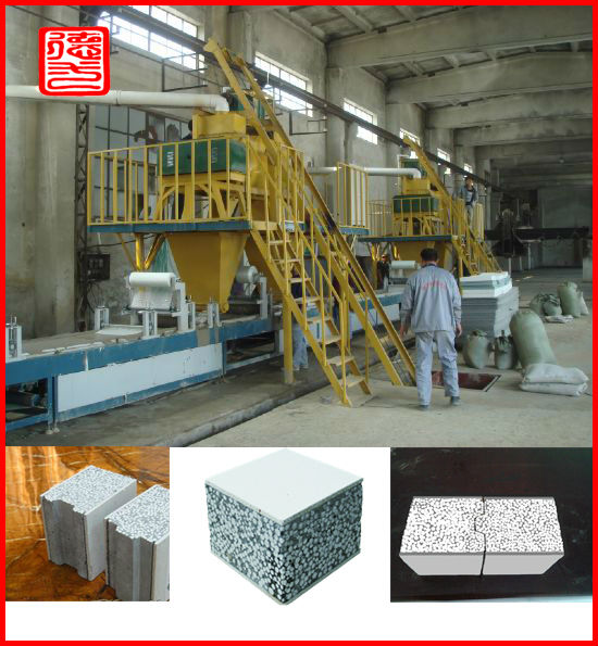 glass insulation machine