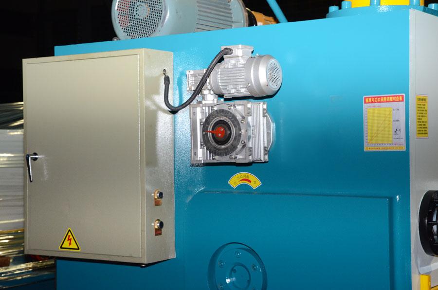 SERIES QC11Y,CNC QC11K HYDRAULIC GUILLOTINE SHEAR/chinas