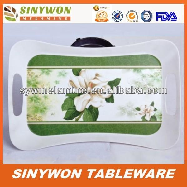 Food grade plastic food Tray set