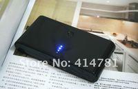 Зарядное устройство для мобильных телефонов 20000 mah 2 usb charger extermal battery power bank pack for iphone ipod mobile phone 4pcs/lot