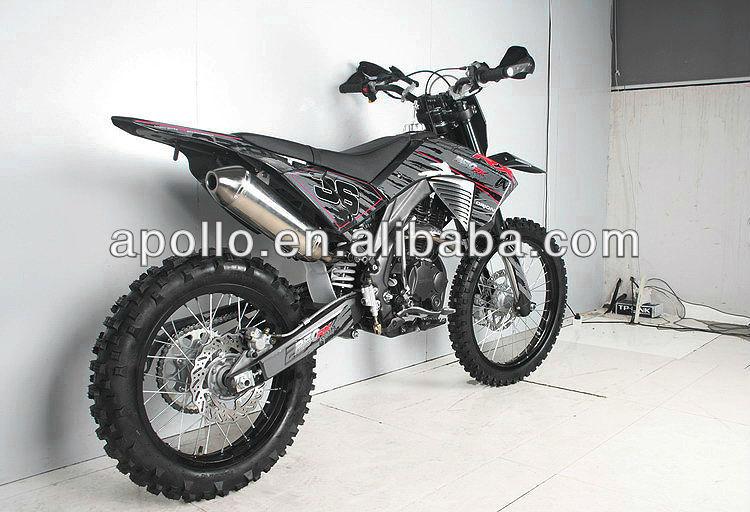 High quality CE 250cc super dirt bike