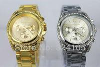 Xmas высокое качество новая мода МК часы Майкл часы с бриллиантами