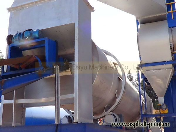 20-240t/h Asphalt Batch Mix Plant for Sale