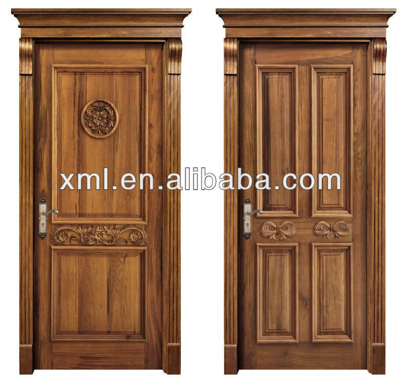 Best Price Plain Solid Wood Doors Made In China Buy