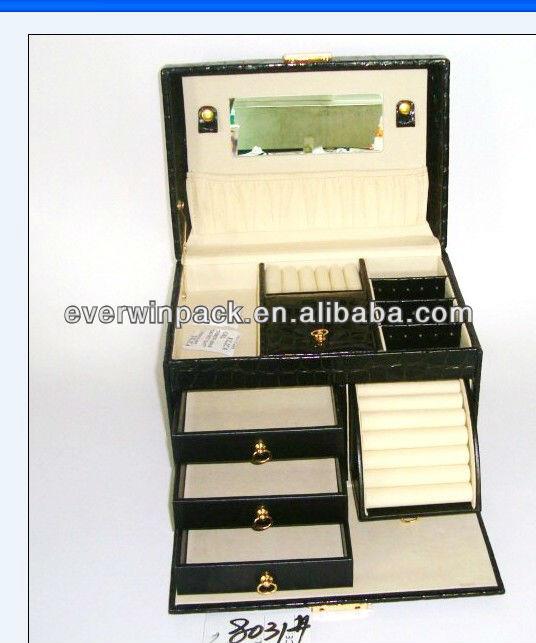 elegant wooden storage chest french
