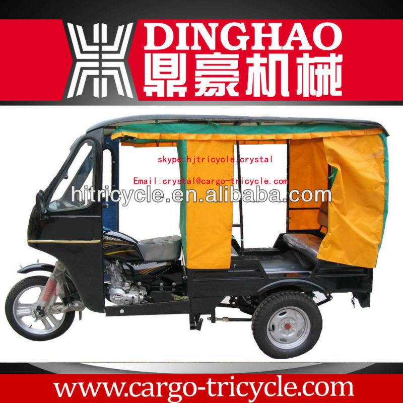 Indian tricycle/bajaj three wheel scooter