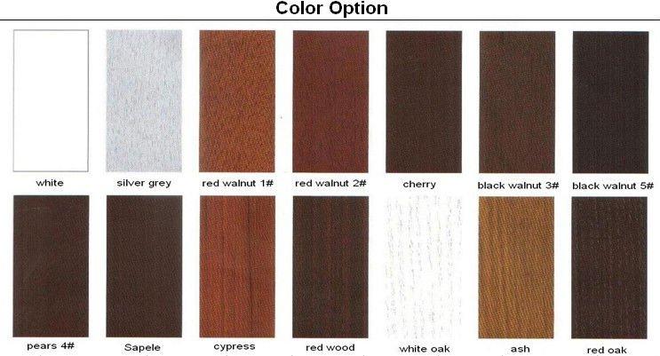 Couleur peinture porte interieure avec des for Peinture couleur bois
