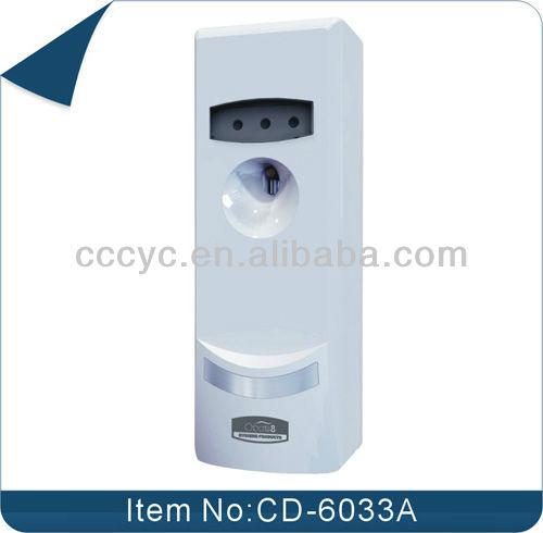 300/320ml Aerosol Wall-Mounted Automatic Air Freshener Dispenser CD-6033B