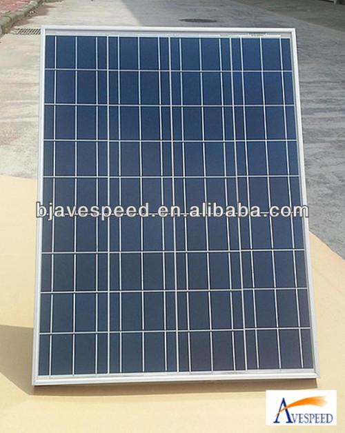 156 series 210W polysilicon solar panel