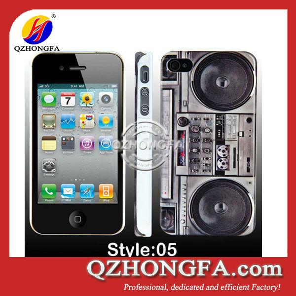 Cassette IML Case for iPhone 5