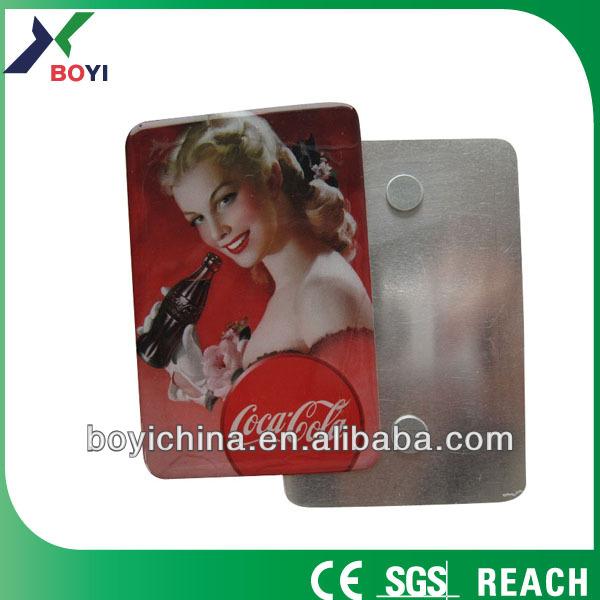 coustom tourist souvenir fridge magnet