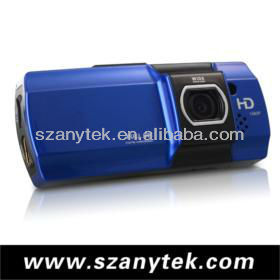 170 degree view angle 2.7 '' TFT 1080P car dvr with H.264 Format WDR function