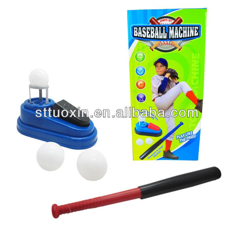 child pitching machine