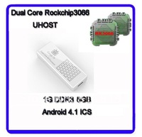Free shipping Dual core RK3066 Android 4.1.1 Cortex-A9 Support OTG Smart Google TV box 1G DDR3/8G ROM WIFI android set top box