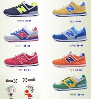 Женские кеды Fashion running shoes quality leather material, rubber soles, running shoes