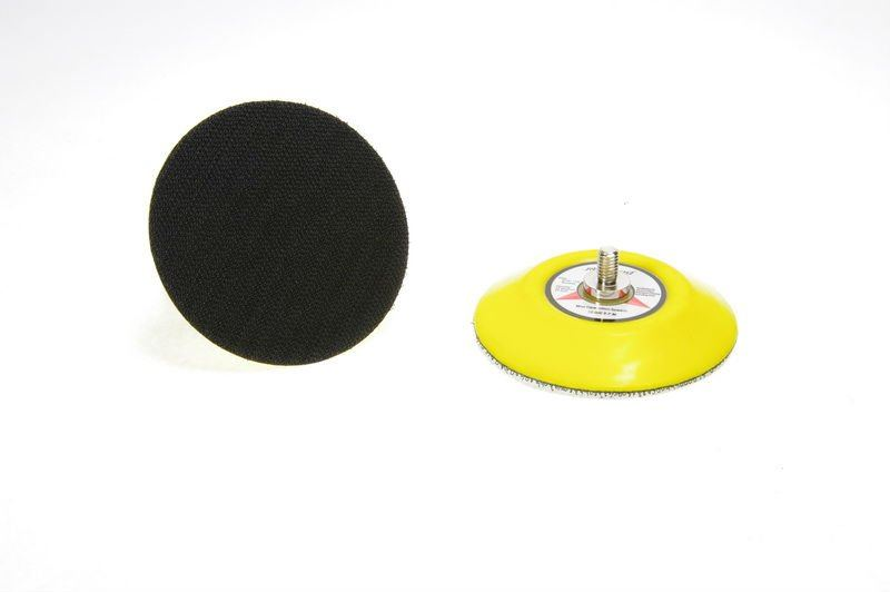 Abrasive backing pad