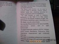 Осциллограф 5 in 1 digital multimeter VA19, the same use as vc971 by Fedex EMS DHL